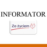"""Link do broszury informacyjnej dotyczącej jakie uprawnień przysługujących w ramach ustawy o wsparciu kobiet w ciąży i rodzin """"Za życiem""""."""